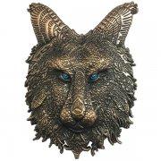 3D Wolf Lapel Pins
