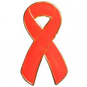 AIDS Awareness Lapel Pins
