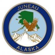 Juneau & Alaska Lapel Pins