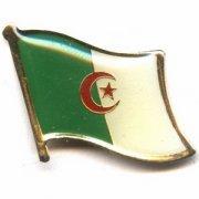 Algeria Flag Pins