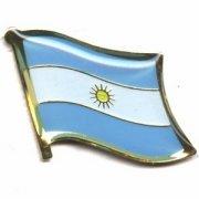 Argentina Flag Pins