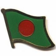 Bangladesh Flag Pins