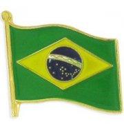 Brazil Lapel Pins
