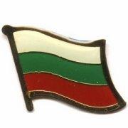 Bulgaria Flag Pins