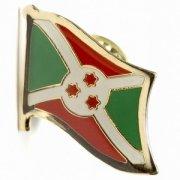 Burundi Flag Pins