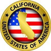California Lapel Pins