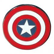 Captain America Lapel Pin