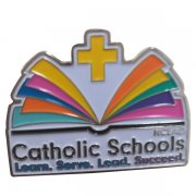Catholic School Pins