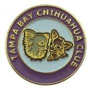 Chihuahua Lapel Pins