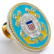 Coast Guard Lapel Pins