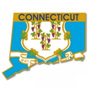 Connecticut Lapel Pins