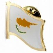 Cyprus Flag Pins