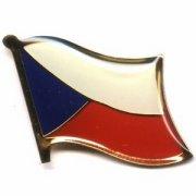 Czech Republic Flag Pins