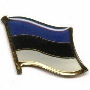 Estonia Flag Pins