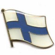 Finland Flag Pins