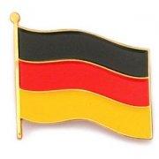 German Flag Pins