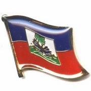 Haiti Flag Lapel Pins
