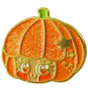Halloween Pumpkin Lapel Pins