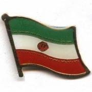 Iran Flag Pins