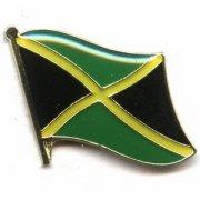Jamaica Flag Pins