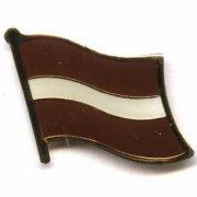 Latvia Flag Pins