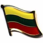 Lithuania Flag Pins
