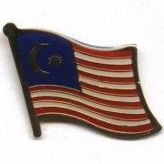 Malaysia Flag Pins