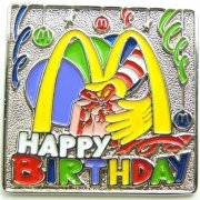 McDonald's Lapel Pins