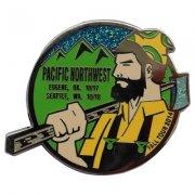 Pacific Northwest Lapel Pins
