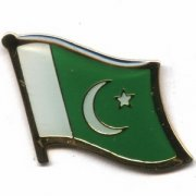 Pakistan Flag Pins