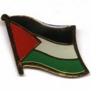 Palestine Flag Pins