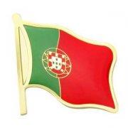 Portugal Flag Pins