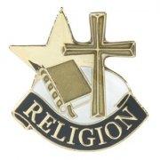 Religious Lapel Pin