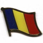 Romania Flag Pins