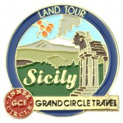 Sicily lapel pins