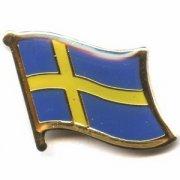 Sweden Flag Pins
