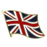 United Kingdom Flag Pins