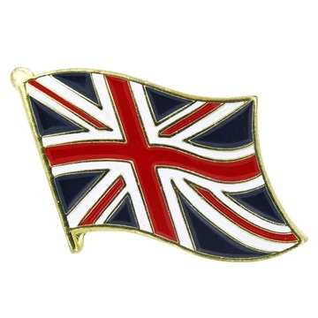 United Kingdom flag lapel pins