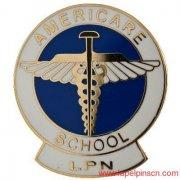 School Lapel Pins
