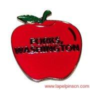 Apple Lapel Pins