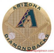 Arizona Diamondbacks Baseball Pin