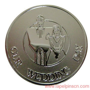 wedding coin