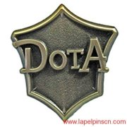 Dota Game Lapel Pin