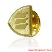 Gold Lapel Pins