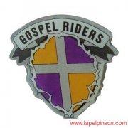 Gospel Lapel Pins