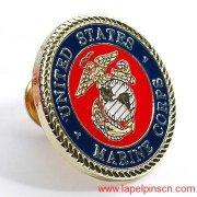 Military Award Lapel Pins