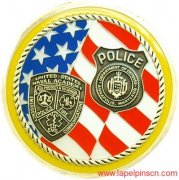 Police Challenge Coins For Sale
