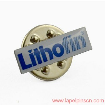 metal craft lapel pin badge