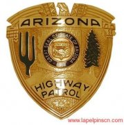 Arizona Highway Patrol Badges