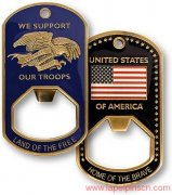 Patriotic Bottle Opener